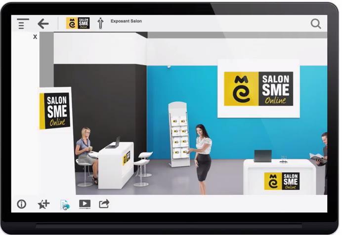 Le salon sme online prpare sa deuxime dition for Salon virtuel de la franchise