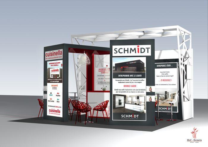 Schmidt groupe la rencontre des entrepreneurs belges for Salon franchise 2017