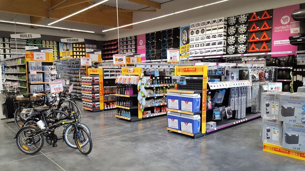 c1c1b75c63 Franchise Norauto dans Franchise Garage - Centre auto