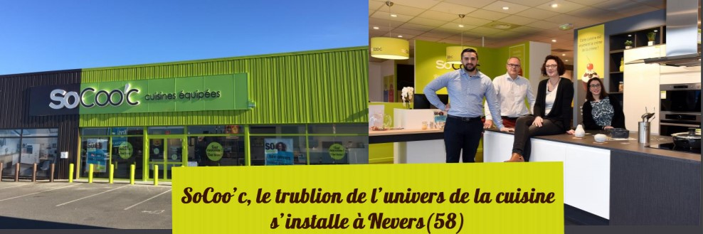 Socooc inaugure un nouveau point de vente à nevers
