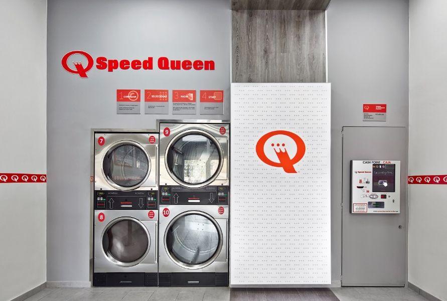 Franchise Speed Queen Dans Franchise Pressing Laverie