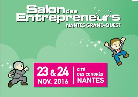 Speed queen annonce sa participation au salon des - Salon des entrepreneurs nantes ...