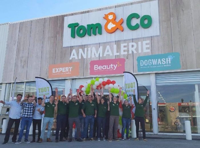Tom & Co à Nantes
