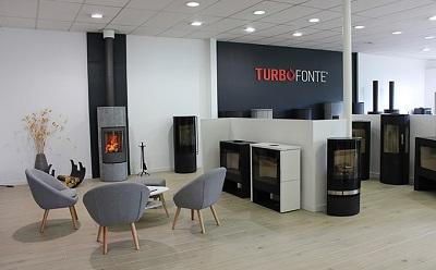 turbo fonte ouvre un nouveau showroom pessac. Black Bedroom Furniture Sets. Home Design Ideas