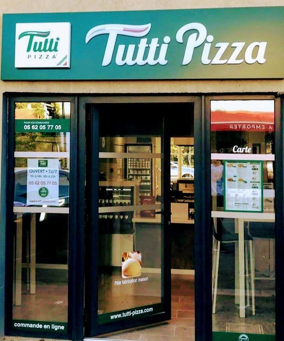 Tutti Pizza Gimont Gers