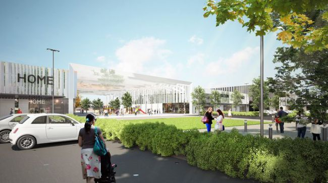 promenade de flandre centre commercial transfrontalier ouvre ses portes. Black Bedroom Furniture Sets. Home Design Ideas