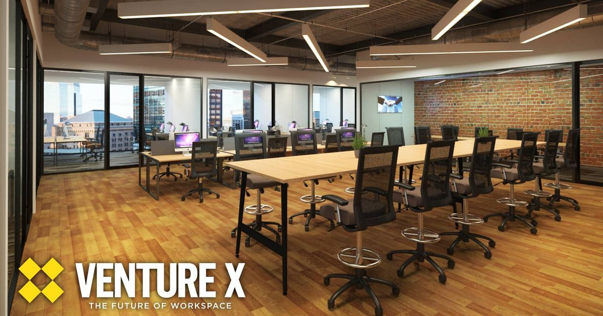 Franchise Venture X coworking