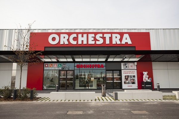 franchise orchestra