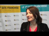Interview vidéo Laurence Pottier Caudron, Temporis, à Franchise Expo 2017