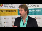 Interview Raphaël Hemmerle, Toosla, à Franchise Expo 2017