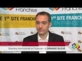Vincent Olivier, directeur administratif et financier du groupe l'Orange Bleue