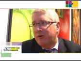 Interview mr RETY, franchise subway (restauration rapide)