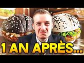 Découvrez le restaurant du youtubeur d'IBRA TV, le BLACK AND WHITE BURGER