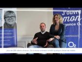 Interview de Pascale et Laurent Fiquet, franchisé O2 CARE SERVICES