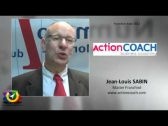 Rencontre avec Jean-Louis SABIN, masterfranchisé ACTION COACH