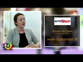 Côté franchiseur : Michelle WILLIAMS, responsable franchise AUTOSMART
