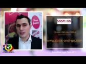 Ateliers de cuisine : Interview Olivier DELLA DORA, responsable franchise COOK and GO
