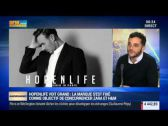 Interview de David Giuili, Directeur Franchise Hopenlife, chez BFM Business