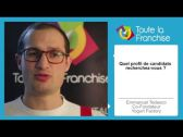 Interview d'Emmanuel Tedesco, co-fondateur de la franchise Yogurt Factory