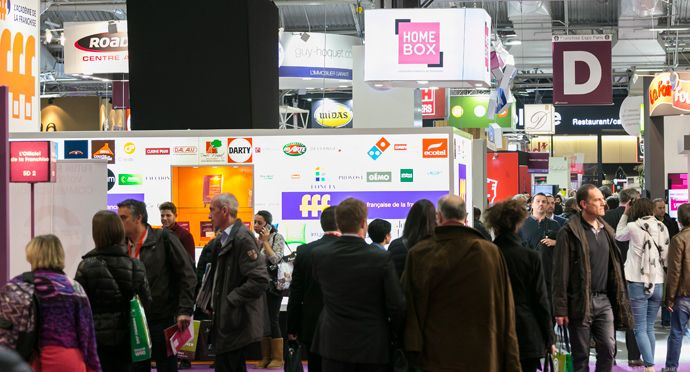 Franchise expo 2016 participez au plus grand salon for Le salon de la franchise