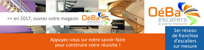 magasin escaliers sur mesure oeba