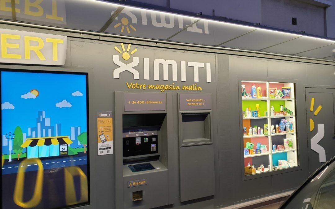 Ximiti Un Nouveau Magasin Automatique Et Connecte A La