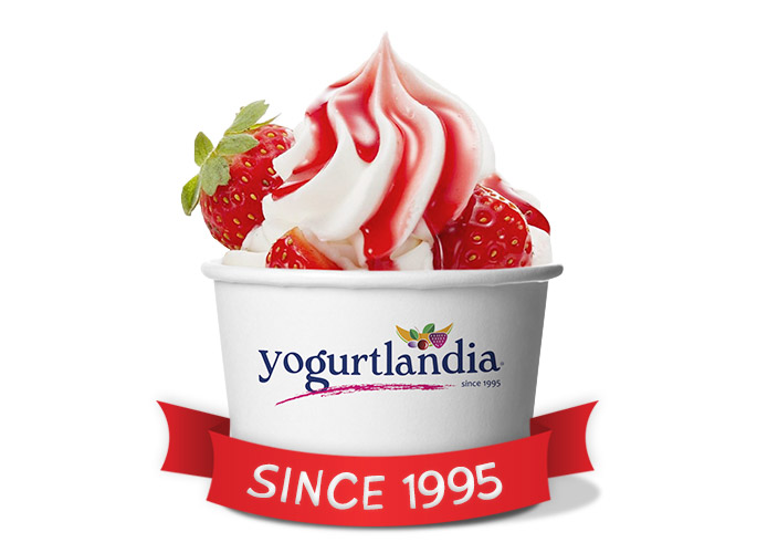 frozen yogurt yogurtlandia