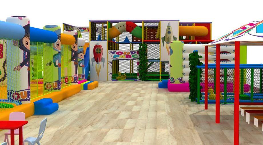 Franchise youpi 39 parc dans franchise loisirs rcratifs for Parc interieur pour enfant